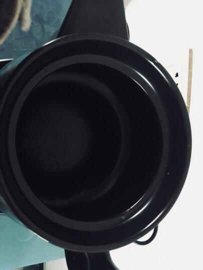 夏新(Amoi)煎药壶中药壶养生壶紫砂陶瓷全自动电药锅中药煲 黑陶3L药壶+6L汤煲 晒单图