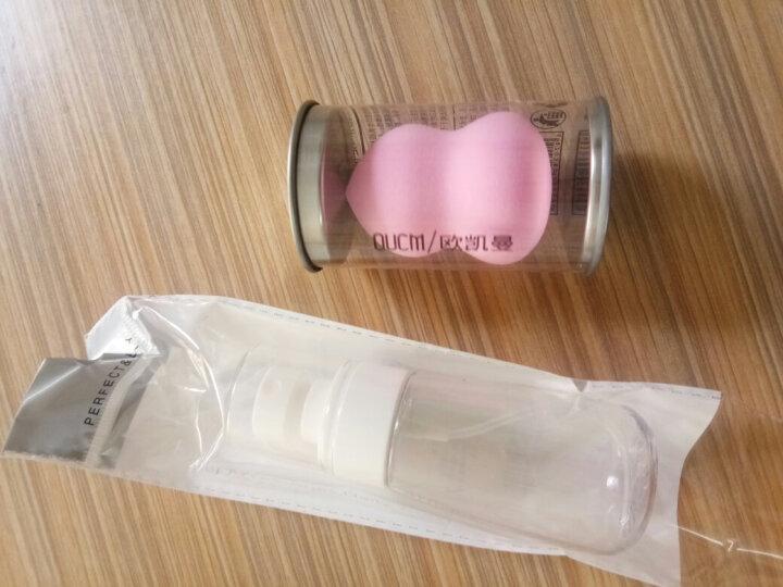 欧凯曼(oukaiman) 欧凯曼化妆水喷雾瓶细雾超细 爽肤补水小喷瓶 旅行便携化妆品分装瓶 50ml(1支) 晒单图
