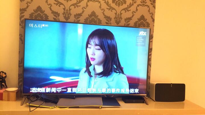 LG 75英寸液晶电视4k超高清人工智能ips HDR解码 四核平板硬屏 75UK6200PCB 晒单图