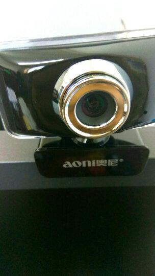 奥尼(aoni)C11 HD720P高清USB摄像头 台式机笔记本电脑摄像头 视频通话直播摄像头 晒单图