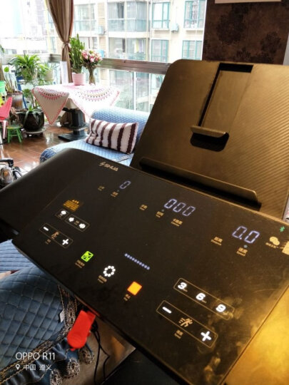 舒华跑步机X6多功能家用静音智能运动健身器材走步机SH-6700 X6C 晒单图