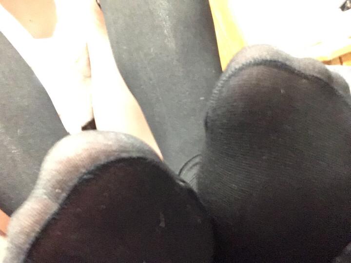佐鞋佑穿连裤袜 丝袜女打底裤袜夏天鹅绒日系丝袜猫咪高筒袜子过膝袜女学生黑色长筒半截大腿袜 猫咪 均码 晒单图
