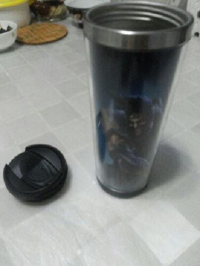 漫天星  LOL英雄联盟游戏周边咖啡杯荣耀行刑官德莱文咖啡杯水杯随手杯 4 不锈钢 晒单图