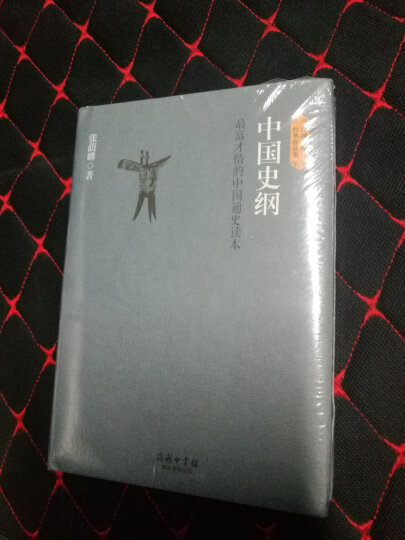 民国大师经典作品集·中国史纲:最富才情的中国通史读本 晒单图