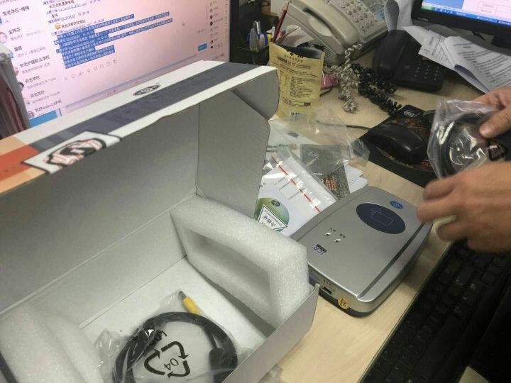 神盾ICR-100M 智能接口身份证阅读器 兼具USB和串口 身份证读卡器 ICR-100B 晒单图