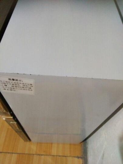 欢呼好太太消毒柜 家用 台式消毒碗柜特价迷你家庭高温双开门 78T台式消毒柜(78升) 晒单图