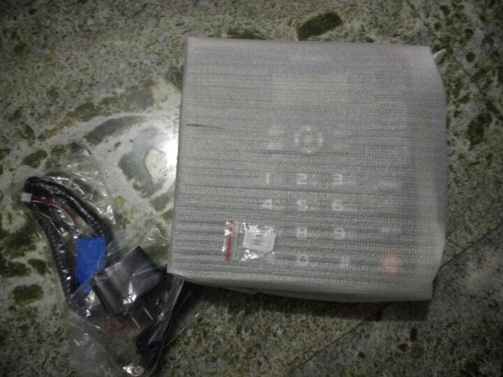 盈信6型 插卡电话机 老人无线插卡专用座机 移动联通手机SIM卡 黑色 晒单图