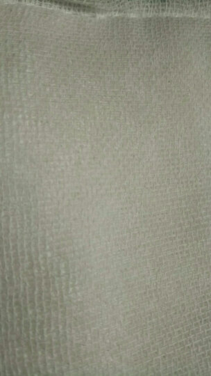 华鲁 全脱脂纱布口罩纯棉 防尘 加厚劳保口罩一次性 12层16层可水洗 20个(16层纱布口罩) 晒单图