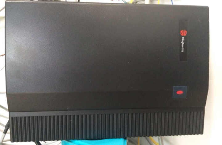 华维电话交换机 HV(F5) 2外线8分机 电话交换机  程控交换机 集团电话交换机 HV(F5)208 晒单图