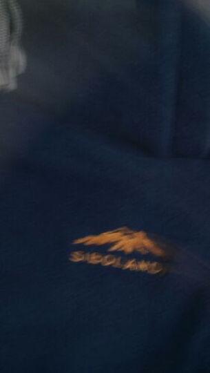 斯博兰帝2019年春秋款儿童运动长裤男童女童抓绒裤户外防风保暖抗静电卫裤中大童运动裤 军绿色 120 晒单图