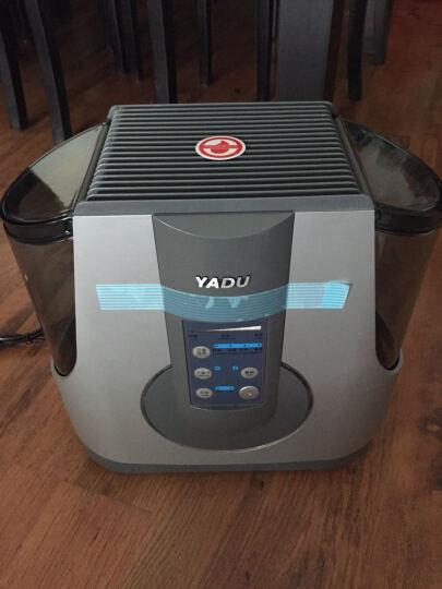亚都加湿器家用卧室静音办公室婴儿净化负离子智能大容量252C 晒单图