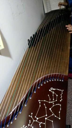 乐海 古筝乐器专业成人古筝众星捧月天蝎座 硬木材质811Z 晒单图