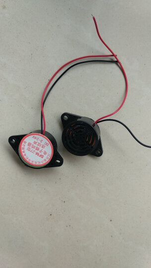 TaoTimeClub 高分贝报警器 SFM-27 DC6-24V 连续声 讯响器 蜂鸣器 晒单图