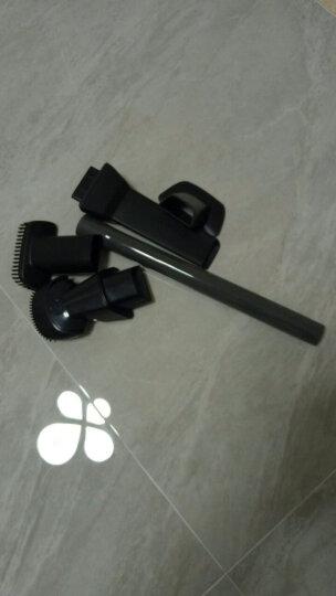 地贝(Dibea) 家用无线手持立式充电吸尘器小型干湿两用车用LW-200 皓月白(5款吸头) 晒单图