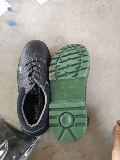 霍尼韦尔Honeywell夏季透气劳保鞋 安全鞋 钢包头鞋防砸防静电 702 绝缘6KV+防砸 39 晒单图