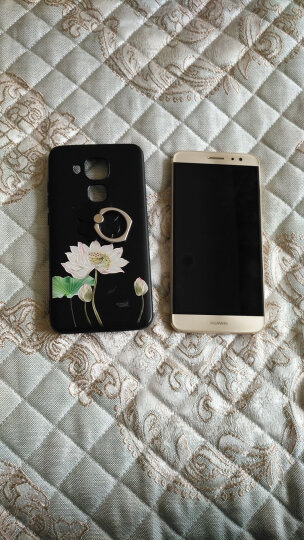 华为 麦芒5 全网通 4GB+64GB版 苍穹灰 移动联通电信4G手机 双卡双待 晒单图
