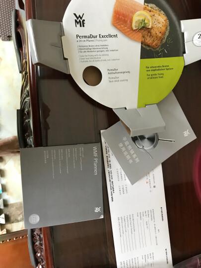 德国福腾宝WMF意大利进口家用不粘锅煎锅平底锅牛排锅28cm电磁炉通用送瑞士锅铲 晒单图