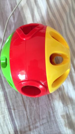 澳贝(AUBY)益智玩具 运动爬行婴幼儿玩具6-12个月 响铃滚滚球 晒单图