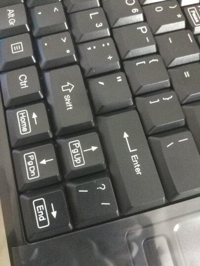 Perixx佩锐 PB515 双连接HUB 商务/工业 工控有线USB接口触摸板键盘防水溅 晒单图
