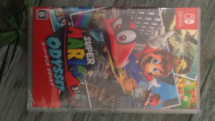 任天堂(Nintendo) switch ns 游戏机 NS掌机游戏卡 精灵宝可梦口袋妖怪 去吧皮卡丘 晒单图