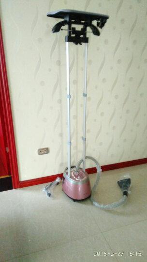 韩国现代(HYUNDAI)2.5升 双杆可卧可立 蒸汽挂烫机家用 手持/挂式电熨斗 HY-1618香槟金 晒单图
