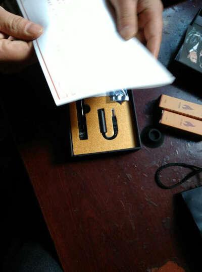 超感觉 电子烟套装大烟雾蒸汽烟戒烟器 经典商务款CC002 银色加强版-送两瓶烟油 晒单图