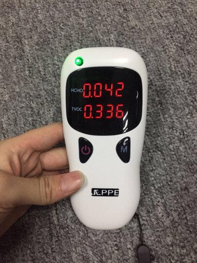 艾杰普 甲醛检测仪家用 TVOC空气质量自监测试仪盒检测仪除甲醛测试仪 室内测甲醛仪器 不发实物*1c 晒单图