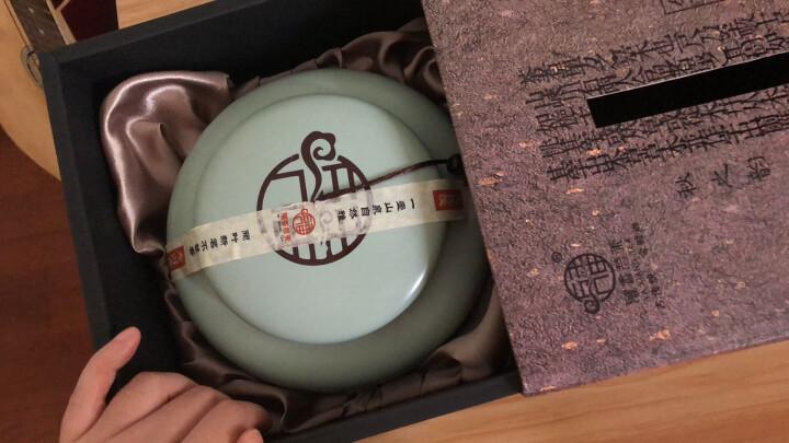雅香茗茶 秋之韵 铁观音茶叶礼盒套装 乌龙茶新茶清香型 礼品茶叶礼盒节日送礼陶瓷罐装礼盒套装 晒单图