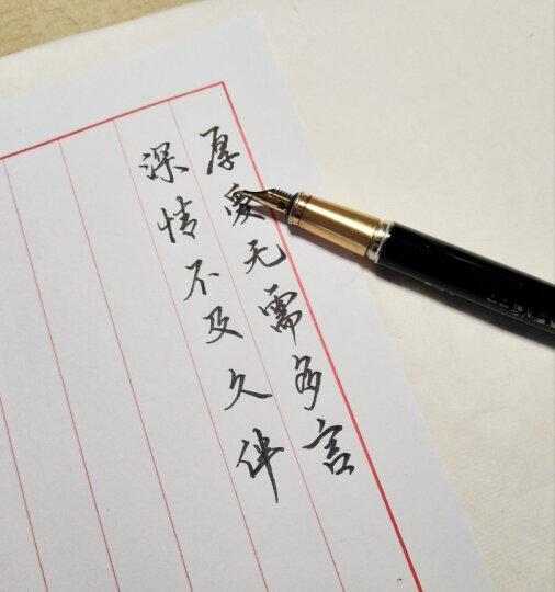 苏墨坊硬笔书法纸练字纸钢笔练习作品纸比赛用纸字帖纸16k开竖线格26 晒单图