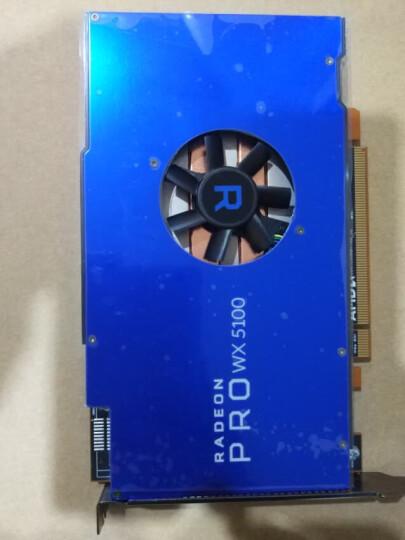 AMD Radeon Pro WX5100 8GB 4K高端专业显卡3D绘图渲染建模 晒单图
