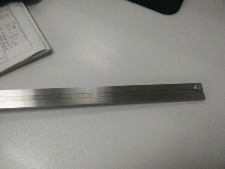 上工 数显游标卡尺0-150 200 300mm 原点型电子 高精度 油标卡尺数显卡尺不锈钢游标卡尺 0-300mm  方杆 晒单图