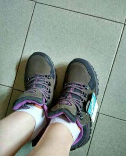【下单立减10元】迈途夏季越野跑步鞋 徒步运动鞋户外男鞋女 防滑登 女_荷花红 38 晒单图