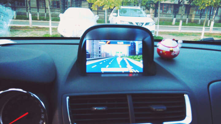 途新智能车机别克新英朗老君威新君威安卓大屏倒车影像汽车车机导航仪一体机 4G巨幕竖屏导航+倒车后视+1080P高清记录仪 晒单图