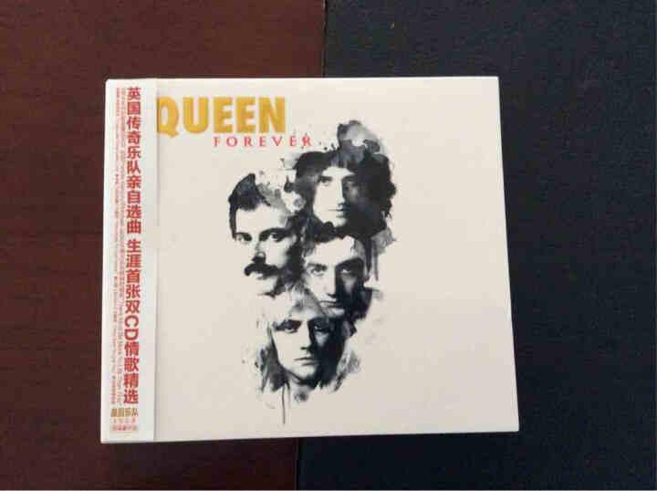 皇后乐队:永恒经典(双碟豪华版)(2CD) 晒单图