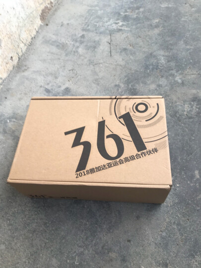 361度官方旗舰店男鞋 休闲男士运动鞋 网布革面透气夏季跑步鞋子 N 中灰/黄 42 晒单图