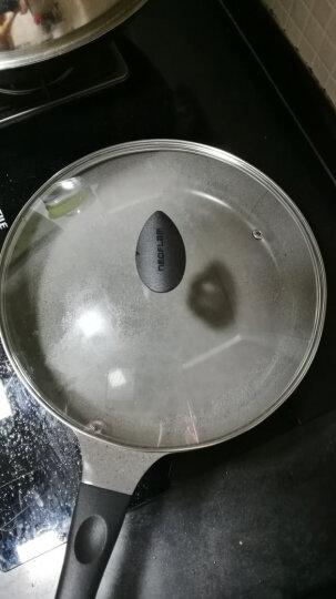 Neoflam 麦饭石+陶瓷不粘煎锅 轻油少烟平底锅 麦饭石不粘锅 燃气灶电磁炉通用 20CM(1至3人适用) 晒单图