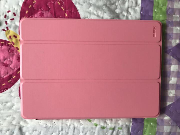 亿色(ESR)苹果iPad Air/5保护套/壳 全包轻薄防摔三折支架皮套 悦色系列 蜜桃粉 晒单图
