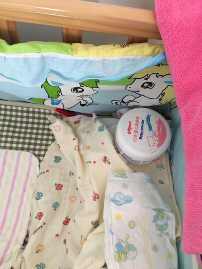 贝亲(Pigeon) 婴儿爽身粉 儿童爽身粉盒装140g带粉扑 HA10 ha10 晒单图