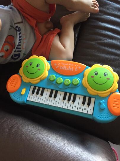 猫贝乐 儿童电子琴音乐玩具鼓多功能玩具小孩礼物 宝宝男孩女孩早教启蒙婴幼儿益智0-1-3岁故事机钢琴 晒单图