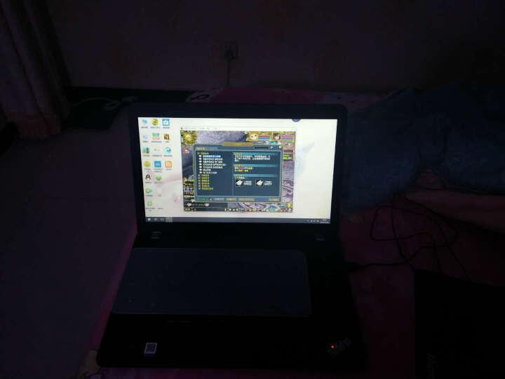 【二手9成新】 ThinkPad联想商务办公游戏独显二手笔记本电脑 定制i5-4200M/4G/120G固态/2G独显 晒单图