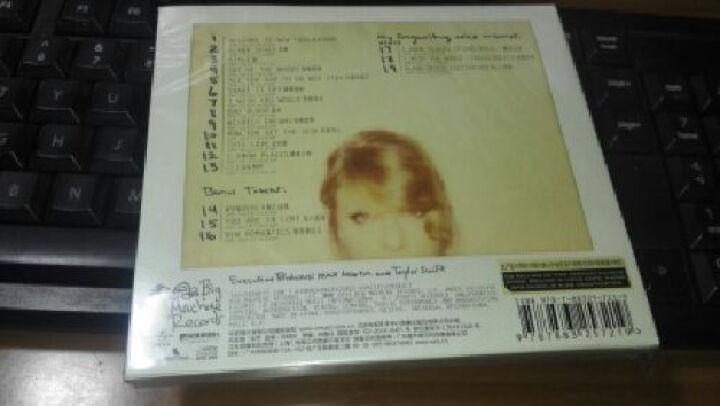 泰勒.史薇芙特:爱的告白(14再版)(CD) 晒单图