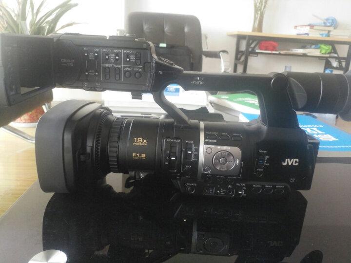 杰伟世JVC JY-HM360 高清数码摄像机/婚庆录像 基础套装 晒单图