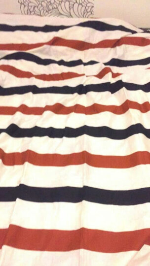 胜伟 套件家纺 全棉印花四件套 纯棉床单被罩 裸婚时代1.5/1.8米床通用 被套200*230cm 晒单图