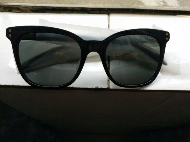 小米(MI)TS太阳镜 猫眼款 米家定制 黑色 尼龙镜片 自适应结构设计 板材镜架 晒单图