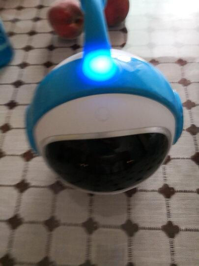 未来小七 儿童早教智能机器人 语音对话亲情群聊人机互动 骑士蓝(APP版) 晒单图