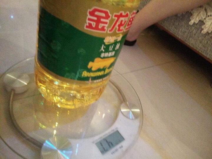 金龙鱼 色拉油大豆油非转基因5l食用油精炼一级烘焙蛋糕炒菜烹饪凉拌煎炸食品粮油植物油大桶油 5L 晒单图