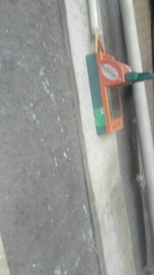 家用闸刀  2P 32A 63A家用220V电闸倒顺转换刀闸带保险闸刀开关 单投转换开关 隔离开关 STDHK11 3P 32A (送保险片) 晒单图