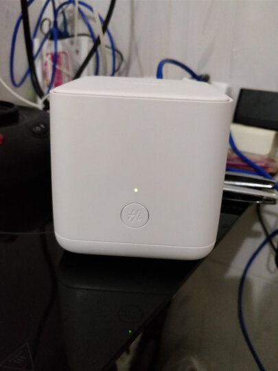 华为(HUAWEI) 荣耀路由器 双频1200光纤大户型智能家用千兆路由器无线穿墙王 X1-单频300兆 晒单图