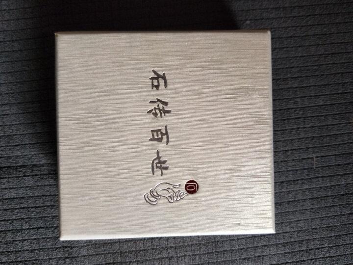 石传百世 6A级天然白水晶手链 送礼优选 晶体透彻 附证书 礼物 标准男款珠径12毫米 晒单图