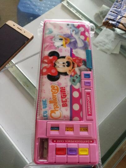 迪士尼(Disney)多功能笔盒/笔袋/文具盒/铅笔盒小学生女 DM20595N 晒单图